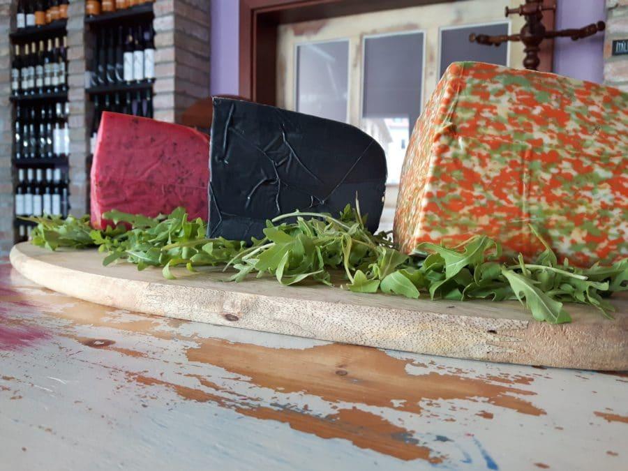 Pravé holandské sýry Ruscello
