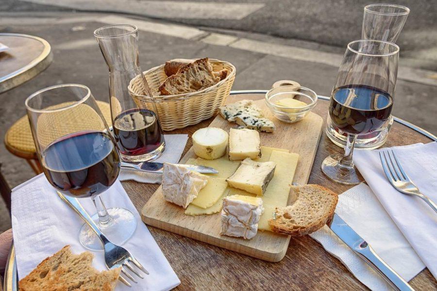 Jak snoubit chuť vína a sýru?