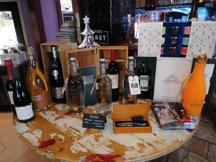 Vánoční otevírací doba ve Wine Food Klaret