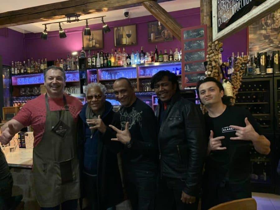 Londonbeat ve Wine Food Klaret